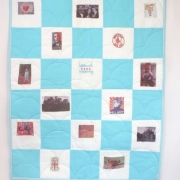 Onesies custom made quilt