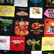 wrestle-mania-t-shirt-quilt-uk